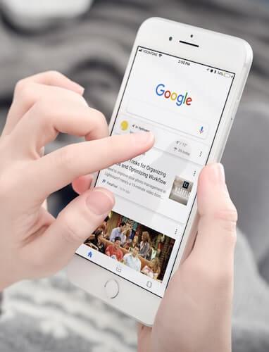 SEO Kurs - Google suche
